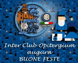 Auguri soci 2015 Inter club