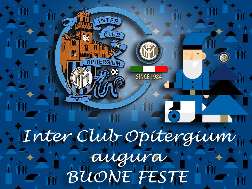 Auguri Di Buon Natale Inter.Buone Feste Inter Club Opitergium Oderzo Tv