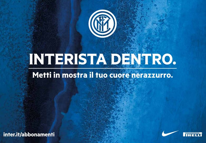 Interit Calendario.Campagna Abbonamenti 2016 2017 Inter Club Opitergium