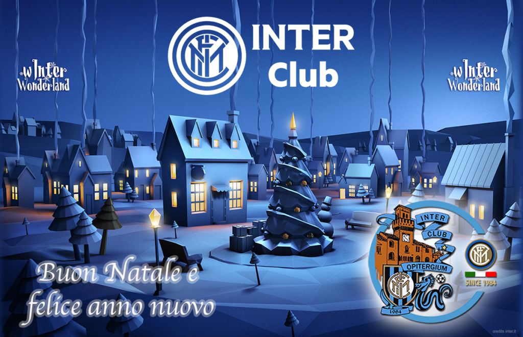 auguri Inter Club Opitergium