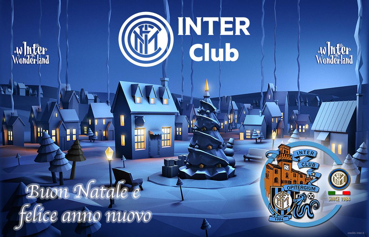 Auguri Di Buon Natale Inter.Auguri Da Inter Club Opitergium Inter Club Opitergium Oderzo Tv