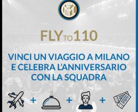 locandina concorso fly to 110